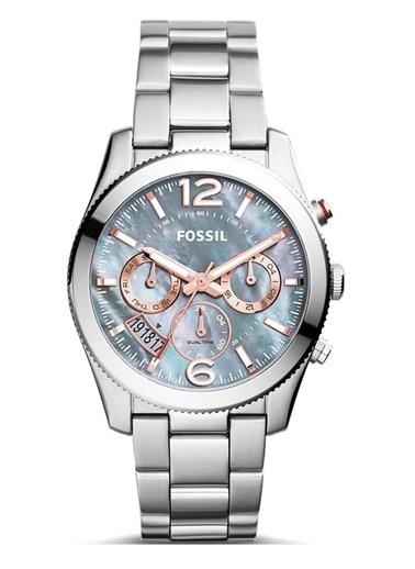 Fossil Saat Gri